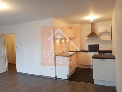 Appartement, 48,1 m²