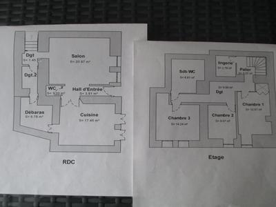 Maison, 107,41 m²