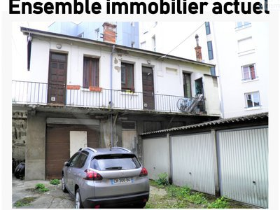 Immeuble, 136 m²