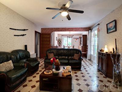 Maison, 92,1 m²