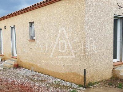 Maison, 85,7 m²