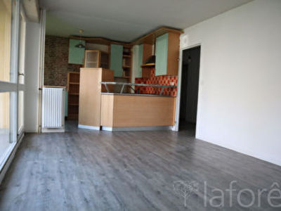 Appartement, 62,8 m²