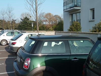 Parking, 14 m²