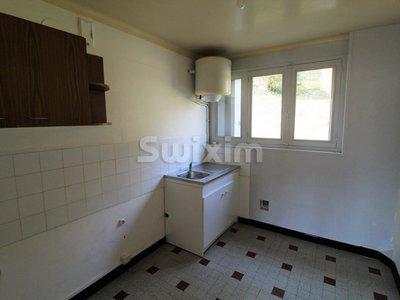 Appartement, 56,33 m²