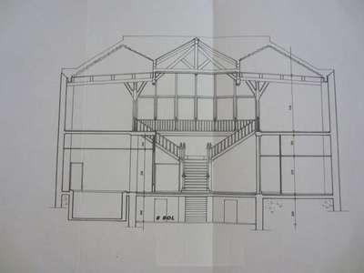 Immeuble, 860 m²