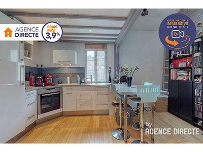 Appartement, 51,48 m²