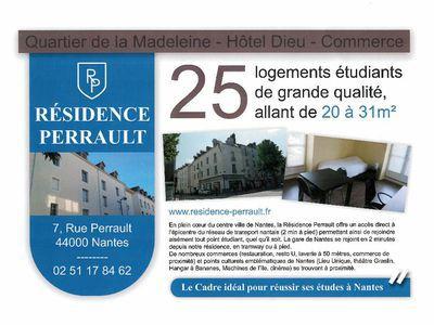 Appartement, 21,8 m²