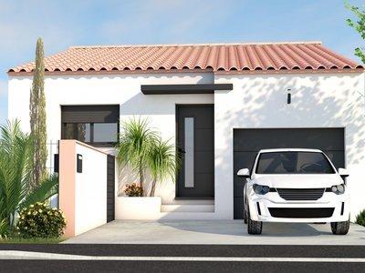 Maison, 70,42 m²