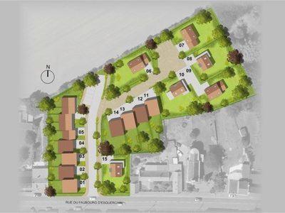 Terrain, 516 m²
