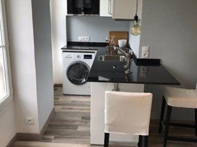 Appartement, 18,55 m²