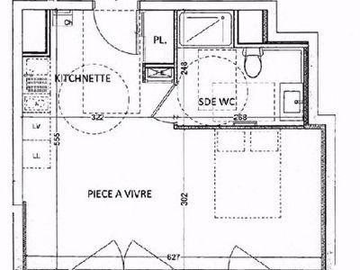 Appartement, 31,85 m²