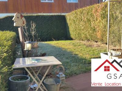 Achat appartement rez de jardin à Habsheim (68440) - Superimmo