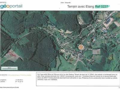 Terrain, 11 745 m²