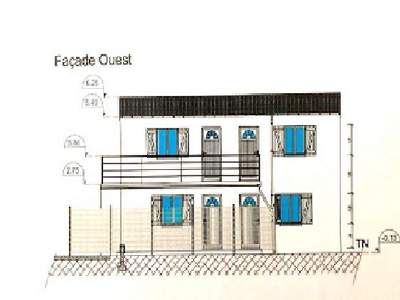 Immeuble, 218 m²
