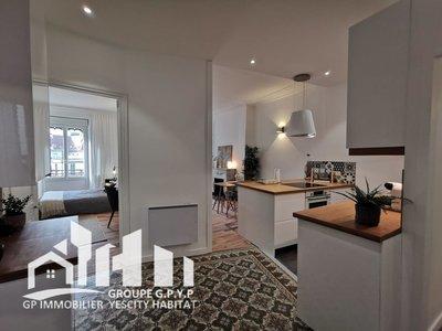 Appartement, 61,97 m²