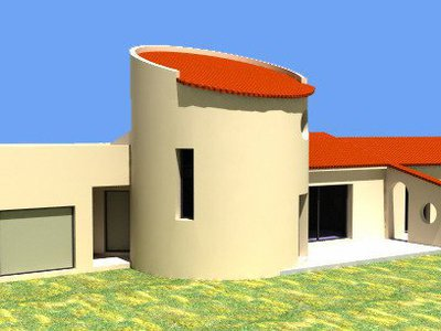 Terrain, 1 900 m²