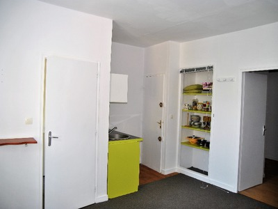Immeuble, 61 m²