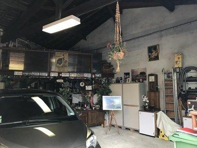 Parking, 56 m²