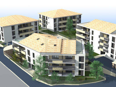 Appartement, 61,95 m²