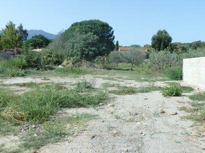 Terrain, 243 m²