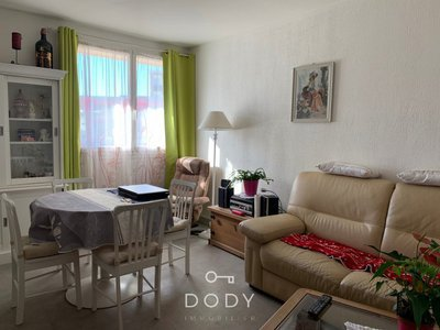 Appartement, 54,78 m²