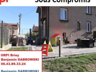 Achat ORPI Fedeli Immobilier Briey 54150 10 Rue Marchal Foch
