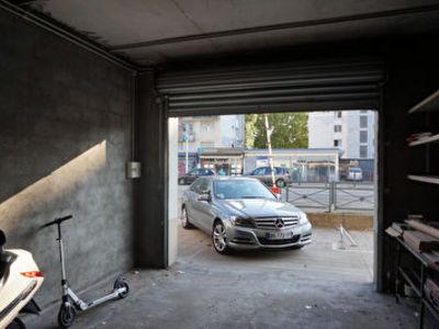 Parking, 25 m²