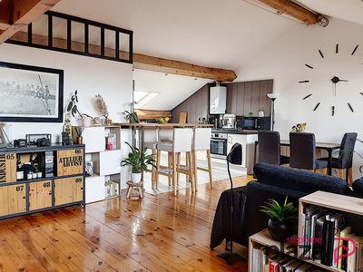 Appartement, 82,21 m²