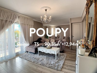 Appartement, 90,35 m²