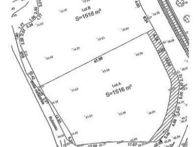 Terrain, 1 304 m²