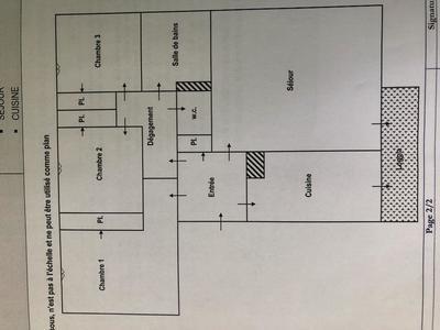 Appartement, 74,46 m²