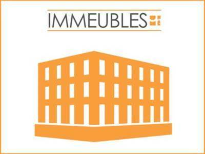 Immeuble, 455 m²