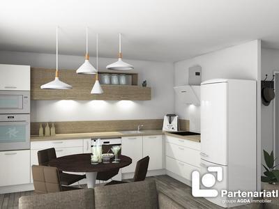 Appartement, 45,36 m²