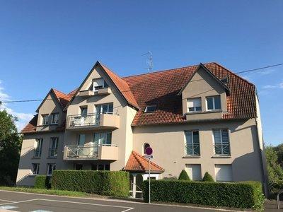 Achat Appartement Rez De Jardin Dans Le Bas Rhin 67