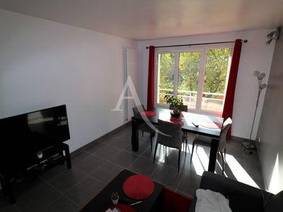 Appartement, 43,24 m²