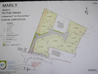 Terrain, 632 m²