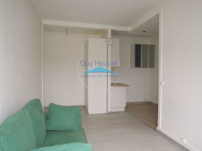 Appartement, 24,58 m²