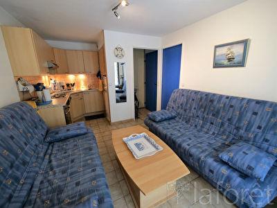 Appartement, 33,73 m²