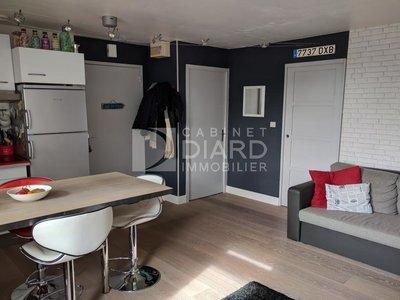 Appartement, 30,8 m²