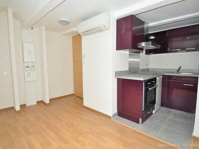 Appartement, 16,63 m²