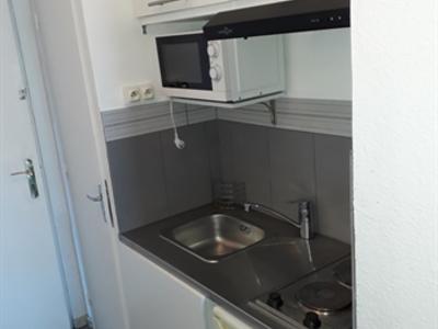 Appartement, 17,8 m²