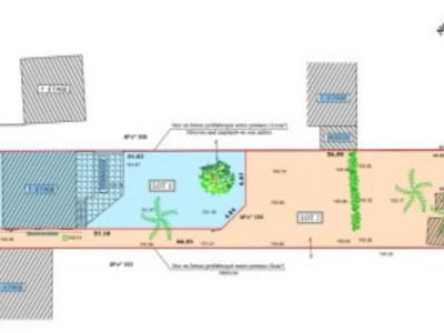Terrain, 424 m²