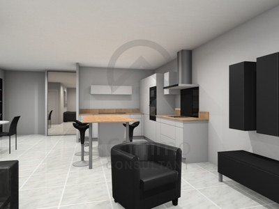 Appartement, 61,15 m²
