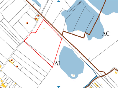 Terrain, 31 897 m²
