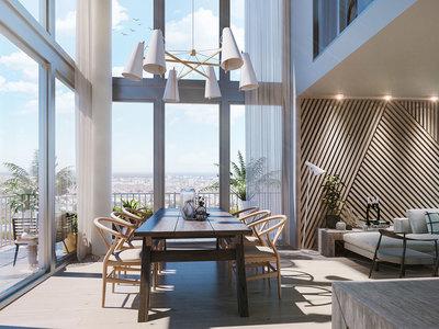 Appartement neuf, 69,66 m²