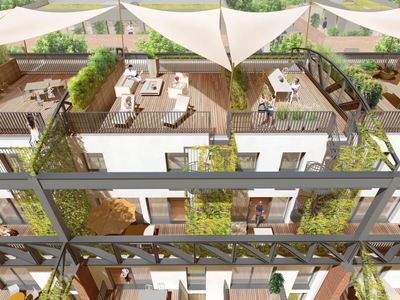 Appartement neuf, 76,3 m²