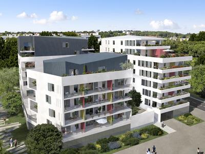 Appartement neuf, 68,22 m²