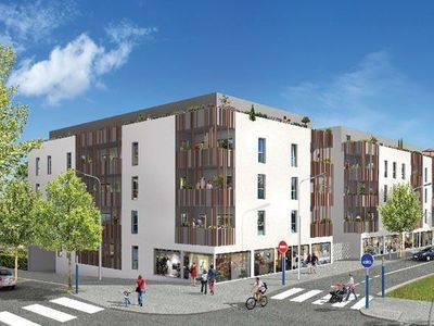 Appartement neuf, 70,1 m²