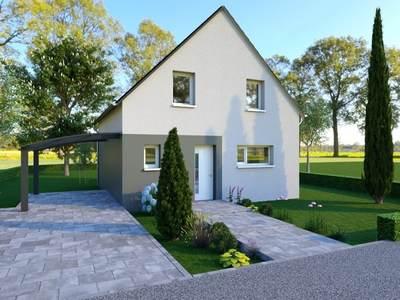 Maison neuve, 104,5 m²