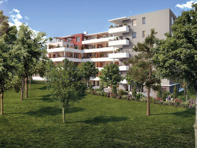Appartement neuf, 47,4 m²